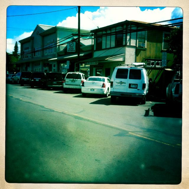 Random snapshots from Paia Maui on a Friday afternoon