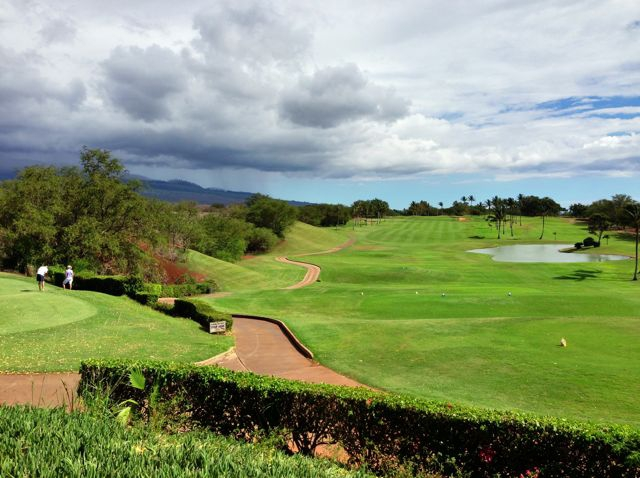 Elleair Golf Course in Kihei Maui is for sale for $15M