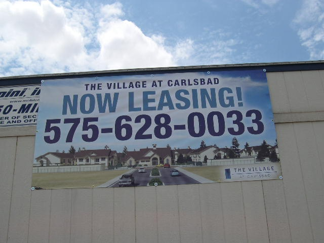 The village at Carlsbad New Mexico. New apartment ...