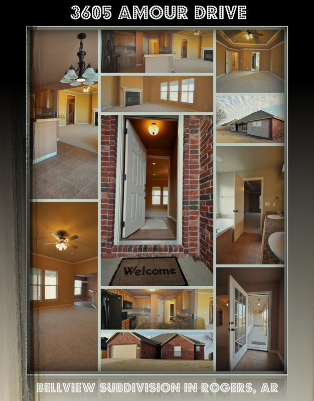 Bellview Subdivision in Rogers, AR