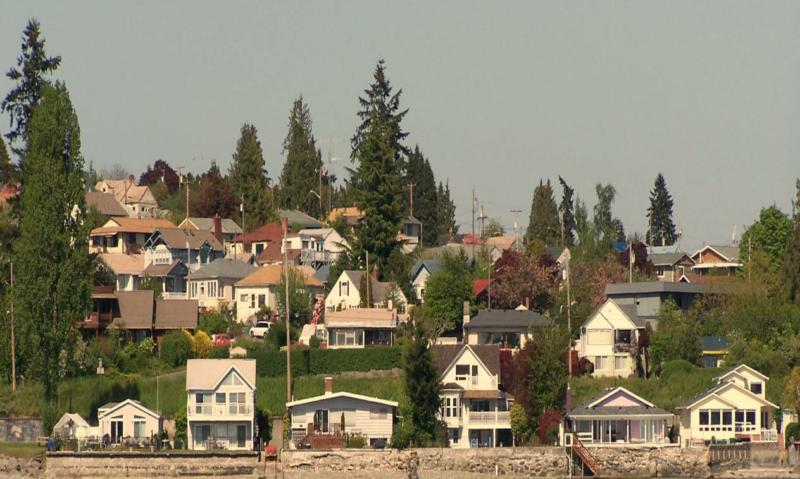 Manette Homes For Sale in Bremerton