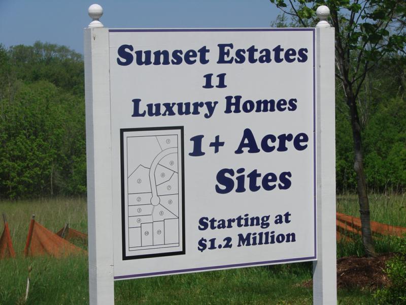 sunset estates of Barrington illinois