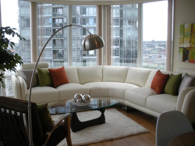 Vancouver BC Home Staging A Vacant Condo