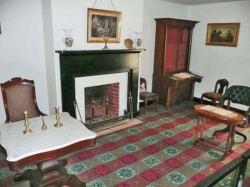 Parlor of McLean House