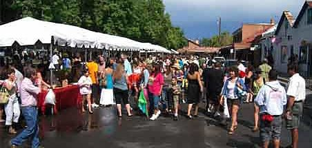 Enjoy Salsa Tasting Contest At Old Town Albuquerque