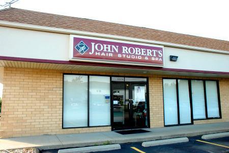 John Robert Hair Studio and Spa Solon Ohio