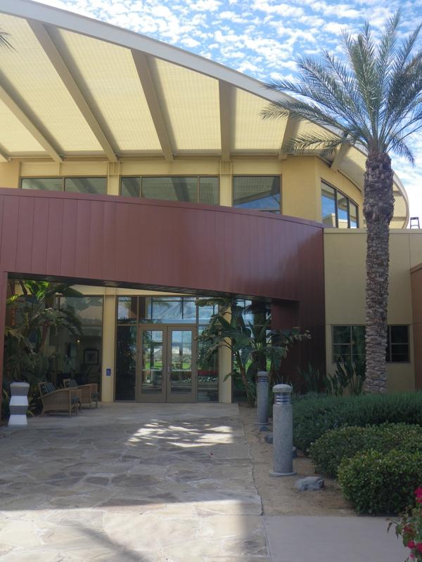 Santa Rosa Clubhouse at Trilogy La Quinta