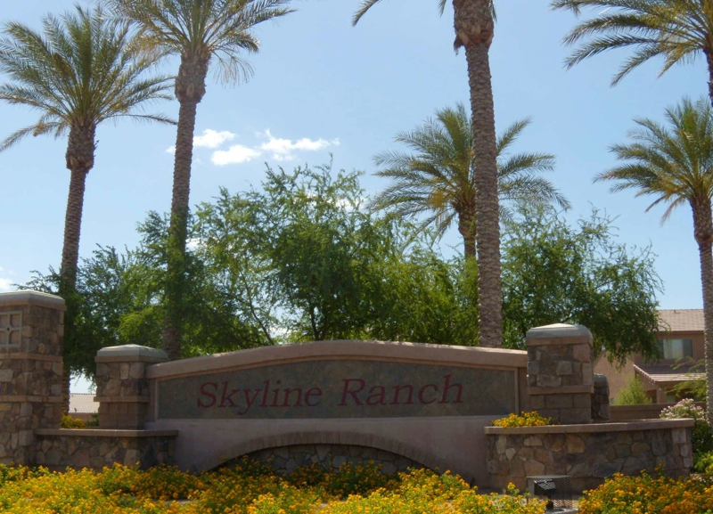 Skyline Ranch Subdivision