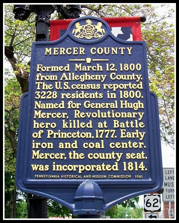 Mercer County Mortgage