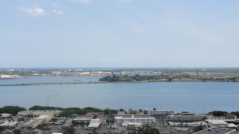 Pearl Harbor View