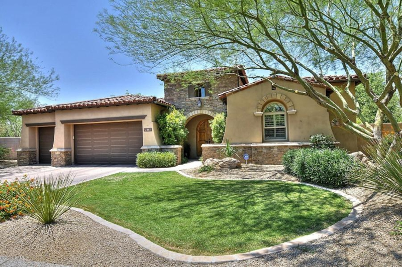 Grayhawk Home for Sale in Scottsdale - 4 Bed 4 Bath Home for Sale in Scottsdale