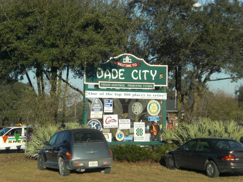 Dade City, Florida July 4th, 2010 Celebration