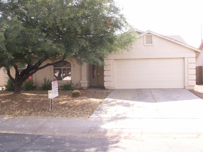 Gilbert AZ 3 bedroom with pool