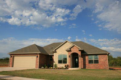New Home Construction In Blanchard Oklahoma