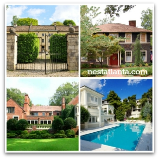 Mansions and million dollar listings for sale in Dekalb County