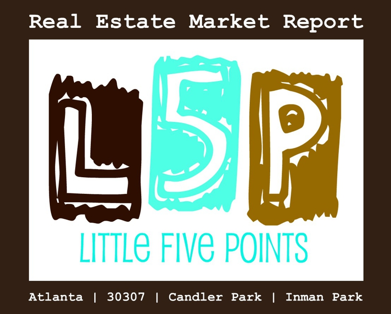 Home values in Little Five Points Atlanta