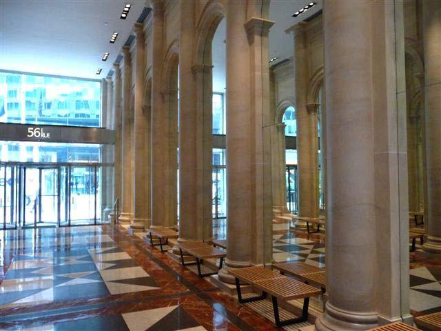 Meridien Lobby