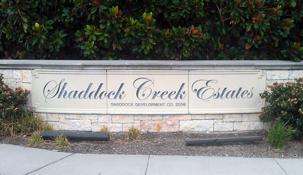 Shaddock Creek Estates