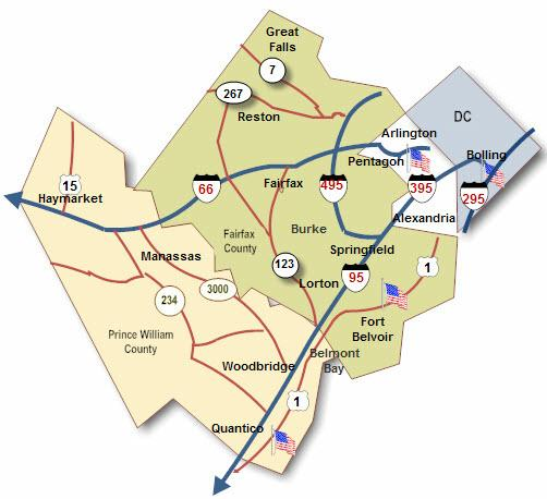 Northern Virginia Relocation-Resource List of Local School