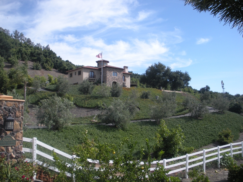 La Cresta Homes Murrieta California
