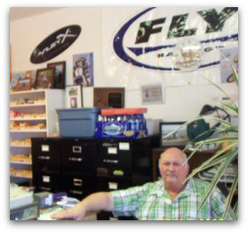 Owner of Motorcycle Accessories