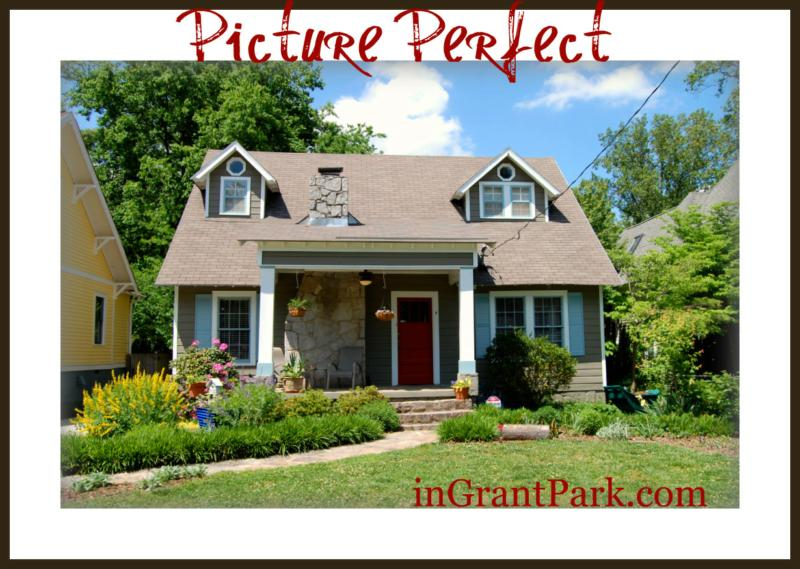 Grant park atlanta homes renovated bungalow cottage for Cottages and bungalows for sale