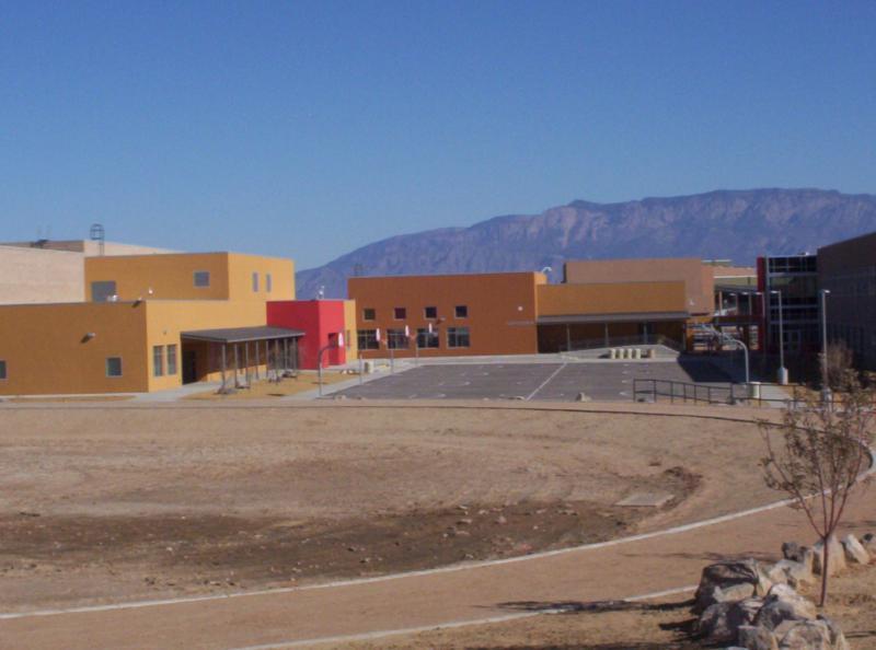 Aps Soccer Complex In Ventana Ranch