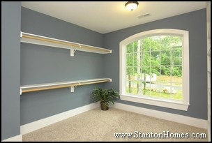 new home master bedroom closet: storage and builtin shelving ideas Bedroom Shelving Ideas