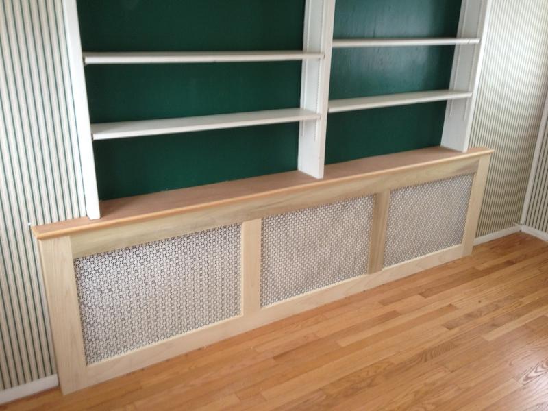 George Farrington's great carpentry