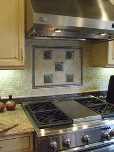 Kitchen Backsplash Tile Idea 2