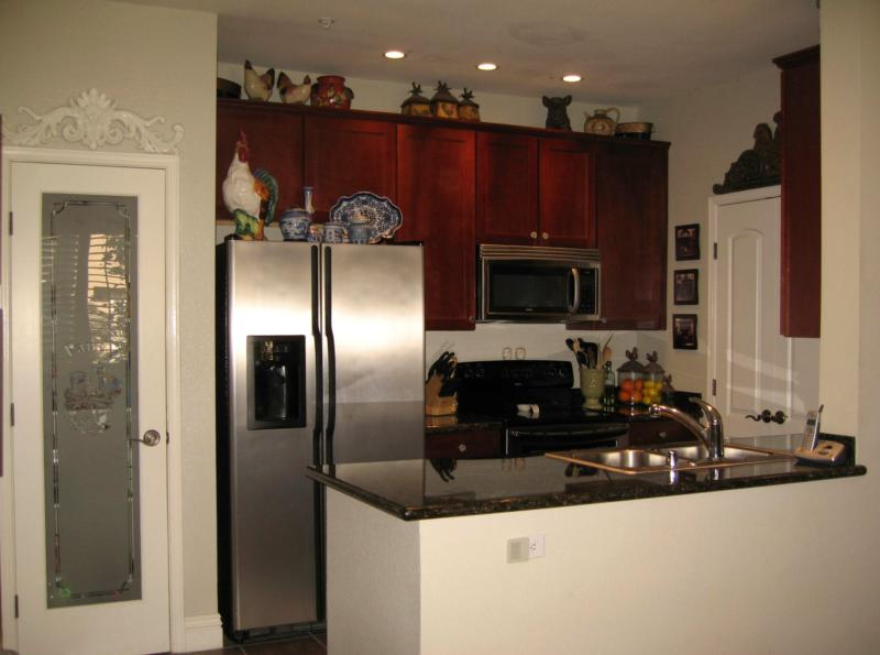 Aliso Viejo Condo Highly Upgraded Kitchen