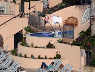 Palos Verdes Beach Club Jacuzzi
