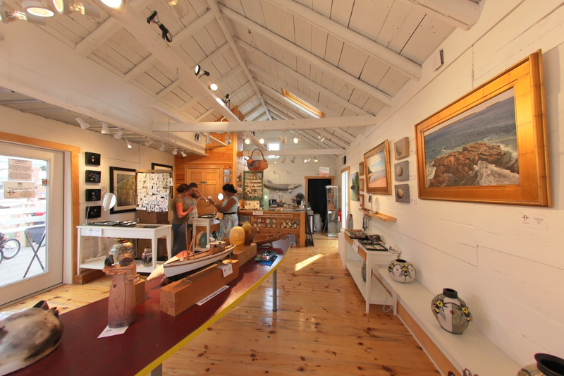 Photo by Eric Kodner, Madeline Island Realty - Bell Street Gallery, La Pointe, Wisconsin 54850 - Lake Superior