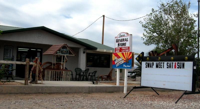 Littlefield Arizona - Scenic General Store