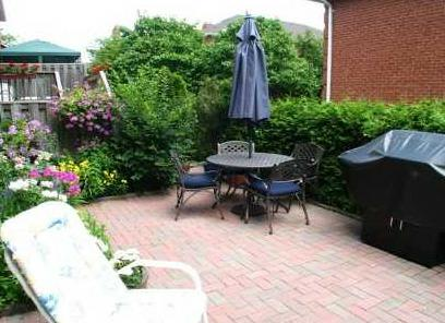 Typical Patio Area