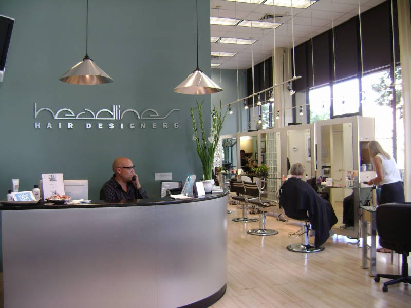 Headlines Hair Salon - Downtown Silver Spring