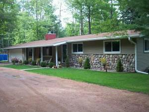 Northern Wisconsin Lake Home Remax First