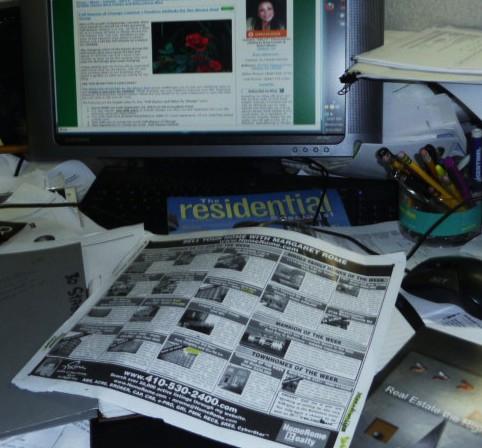 Desk Top HomeRome Realty