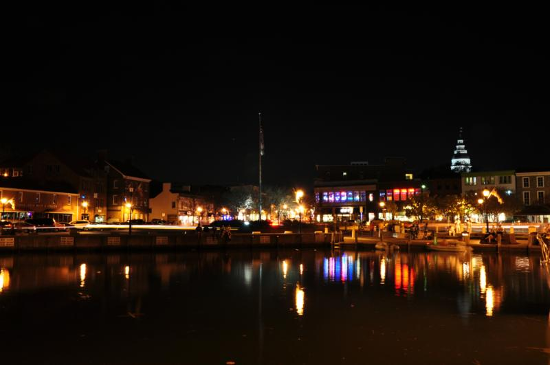 City Dock, Annapolis, Maryland, 21401