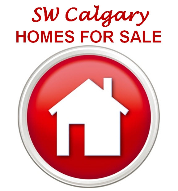 SW Calgary homes for sale by Calgary Home Team