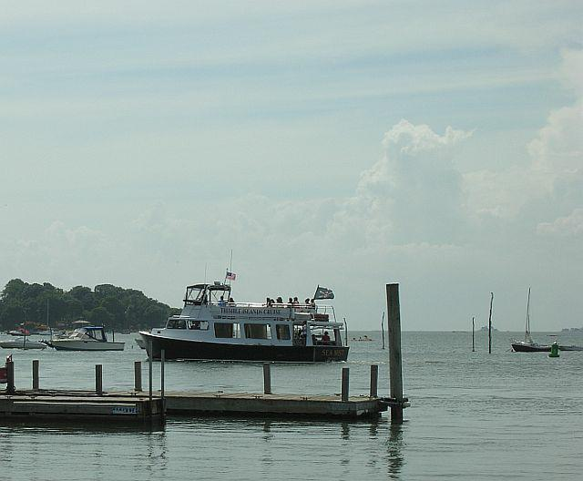 Thimble Island Cruise - Stony Creek CT (Branford)