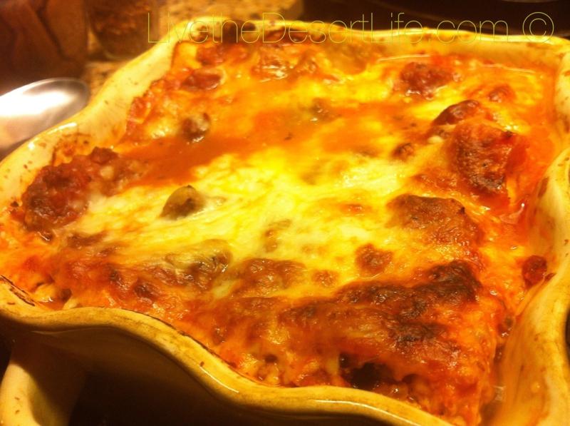Mama Mondys Lasagna
