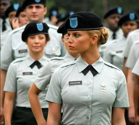 lady soliders