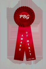Award of Merit from Photobloggers
