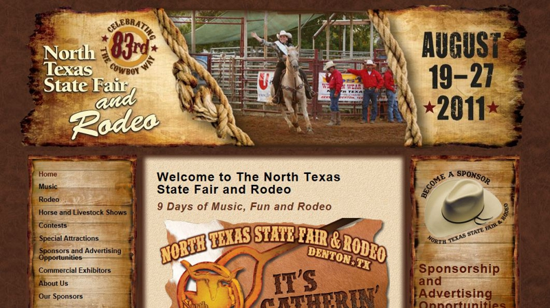 The North Tx State Fair And Rodeo Begins In 9 Days