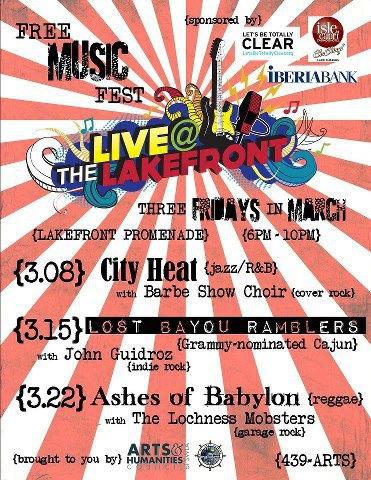 Lake Charles Music Fest