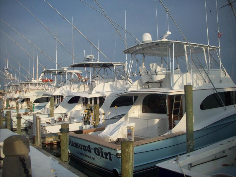 Fishing and Boating in Carteret County