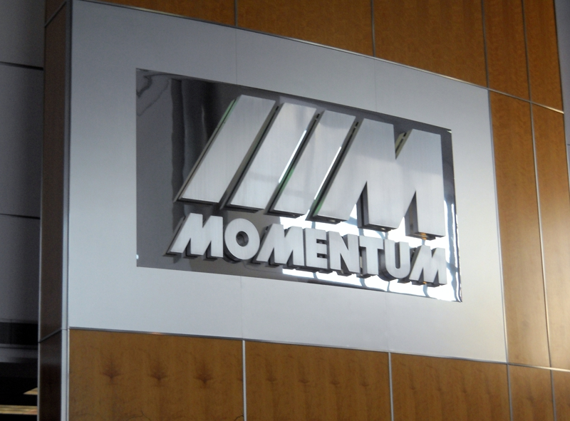 BMW West Symbol