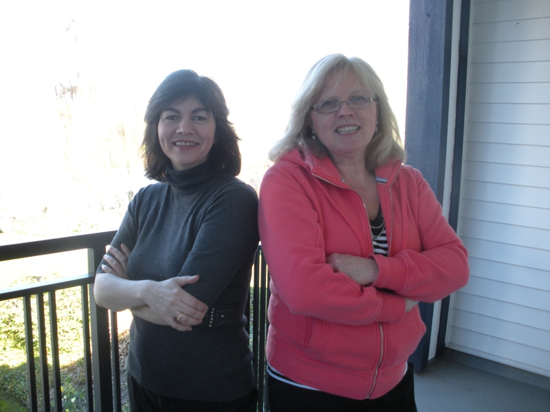 Wendy Betts - Remax - Ladner & Sally Weatherley - Exit Stage Right