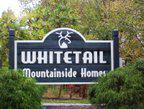 Whitetail Homes Sign